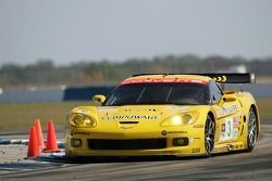Corvette C6-R : Ron Fellows, Johnny O'Connell, Max Papis