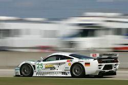 #25 Konrad Motorsports Saleen S7R: Tom Weickardt, Terry Borcheller, Jean-Philippe Belloc