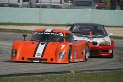 #7 Tuttle Team Racing with BAM BMW Riley: Brian Tuttle, Jonathan Cochet