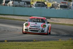 #71 SAMAX/ Doncaster Racing Porsche GT3 Cup: Greg Wilkins, Dave Lacey