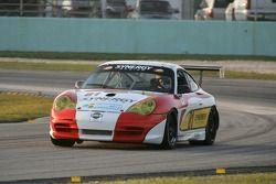 #81 Synergy Racing Porsche GT3 Cup: Price Cobb