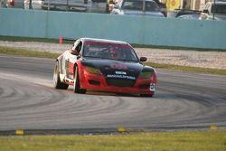 #08 Goldin Brothers Racing Mazda RX-8: Steve Goldin, Keith Goldin