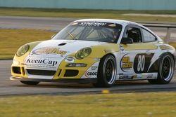 #80 Shoes for Crews/ Synergy Racing Porsche GT3 Cup: David Murry, Leh Keen