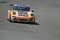#17 SAMAX Porsche GT3 Cup: Robert Bell, John Dalziel