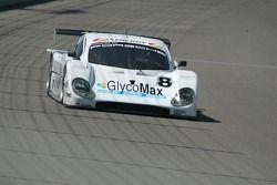 #8 Synergy Racing Porsche Doran: Burt Frisselle, Brian Frisselle