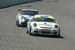 #66 TRG Porsche GT3 Cup: Steve Johnson, Robert Nearn