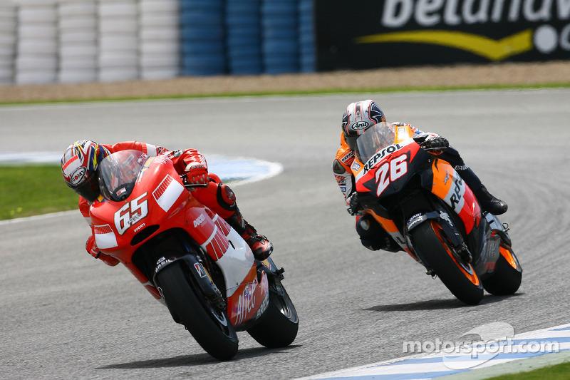 2006 - Loris Capirossi (Ducati)
