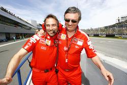 Livio Suppo und Federico Minoli