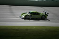 #75 Krohn Racing Ford Riley: Tracy Krohn, Nic Jonsson