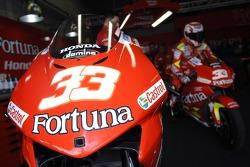 Marco Melandri, Honda