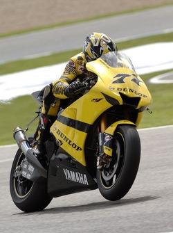 James Ellison, Tech 3 Yamaha