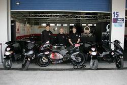 Le garage d'Antin MotoGP