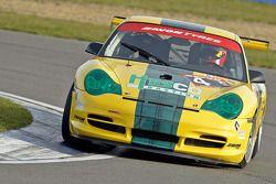 #4 Trackspeed Porsche 996GT3 de Miles Hulford, Matt Harris
