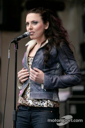 L'ancienne Spice Girl Melanie C.