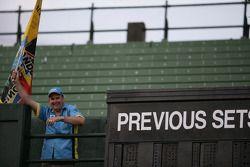 Evènement tennis Pro-Am charity: un fan