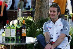 Jarno Trulli presenta su vino