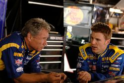 Jimmy Fennig et Jamie McMurray