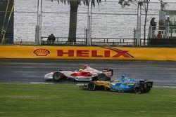 Ralf Schumacher et Giancarlo Fisichella