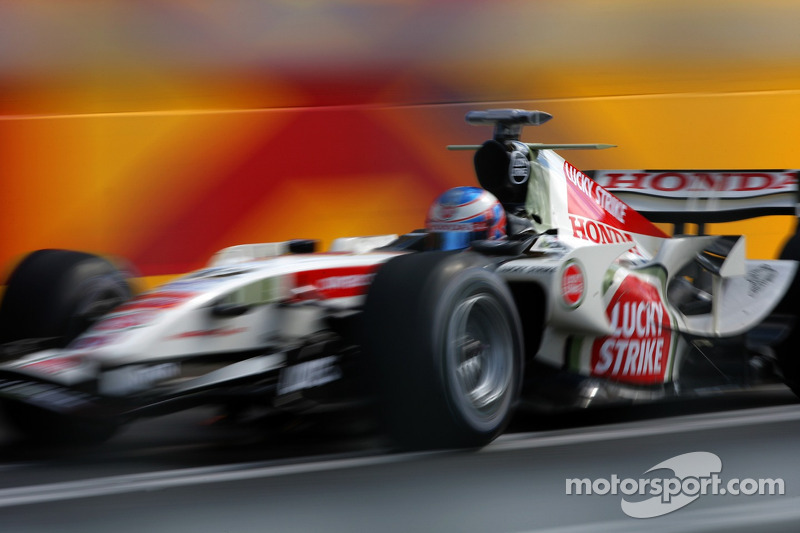 Jenson Button - Honda