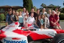 Ralf Schumacher va voir ses voisins