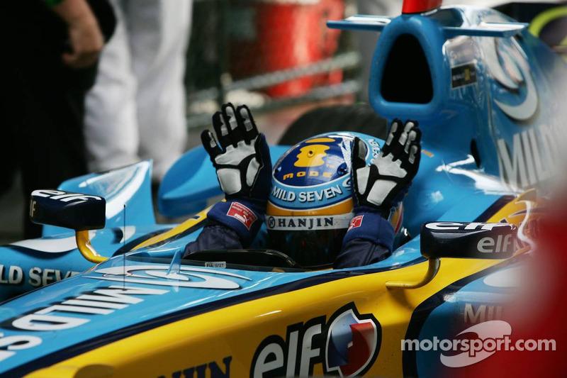 مثّل سباق جائزة أستراليا الكبرى لموسم 2006 فوز فرناندو ألونسو العاشر ضمن مسيرته المهنية