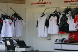 Honda Racing merchandise