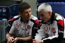 Nick Fry ve Geoff Willis