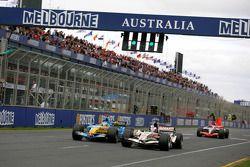 Fernando Alonso adelanta a Jenson Button por el liderazgo