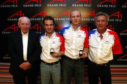 World Cup of Motorsport Winners Nicolas Lapierre (FRA) A1 Team France, Alexandre Premat (FRA) A1 Tea