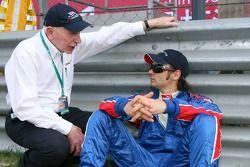 John Surtees (GBR), Team Great Britain and Darren Manning (GBR), Team Great Britain