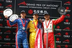 Race1 Podium
