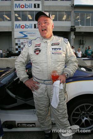 Le vainqueur Mike McCann