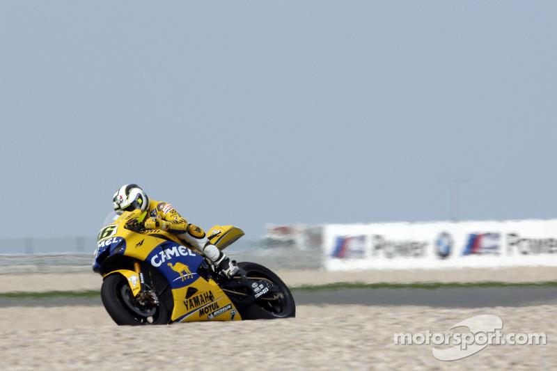 2006. Valentino Rossi (Yamaha)