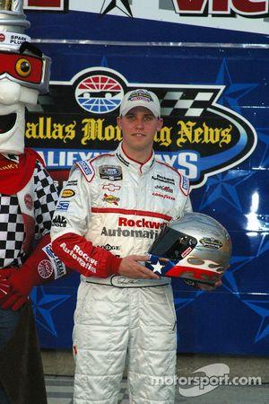 O'Reilly 300 Pole Winner Denny Hamlin