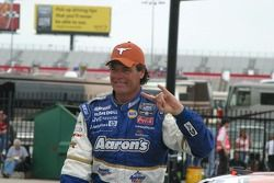 Press conference with Michael Waltrip