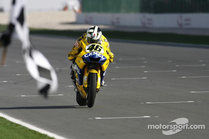 2006: Valentino Rossi, Camel Yamaha