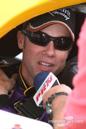 Matt Kenseth donne une interview radi