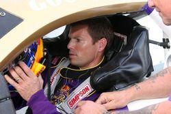 Scott Sharp prêt à conduire