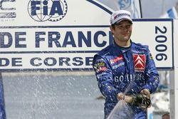 Champagne for Sébastien Loeb