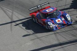 #11 CITGO Racing by SAMAX Pontiac Riley: Milka Duno, Marino Franchitti