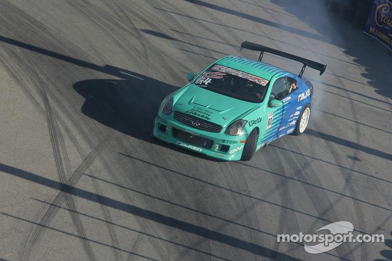 Drifting demonstration