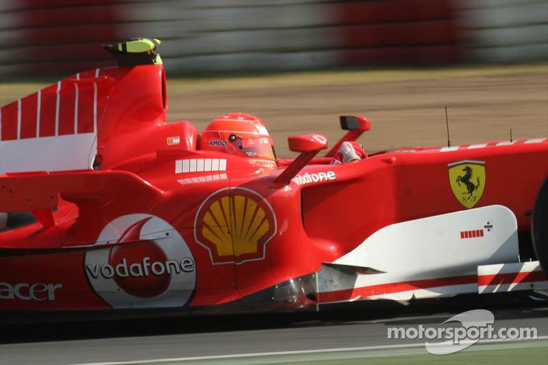 15: Michael Schumacher - 2006 Fransa: 37 yıl 6 ay 13 gün