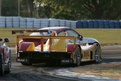#6 Penske Motorsports Porsche RS Spyder: Sascha Maassen, Lucas Luhr, Emmanuel Collard