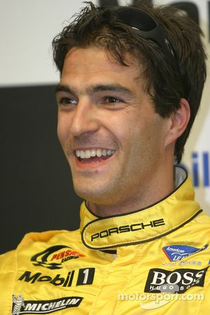 Post qualifying press conference: LMP2 pole winner Lucas Luhr