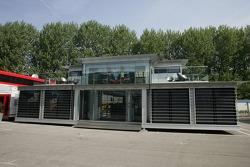 McLaren hospitality