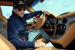 Scott Speedavec sa nouvelle Maserati GranSport