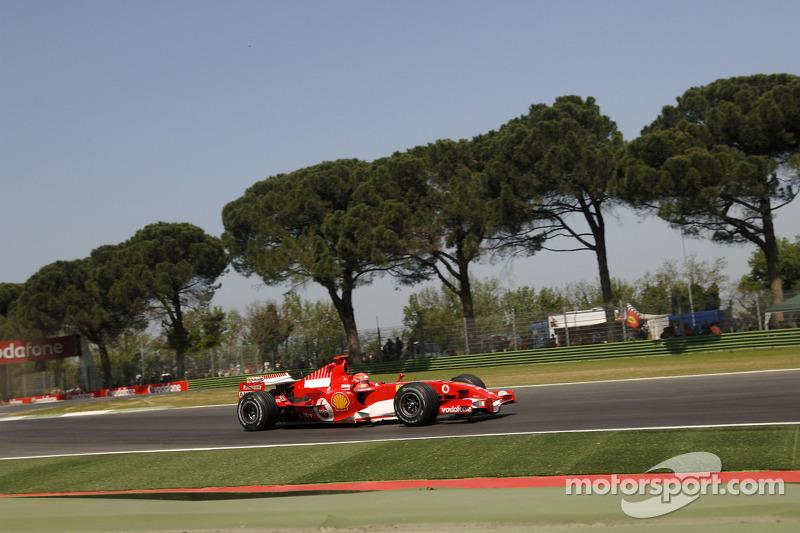 66. San Marino 2006, Ferrari 248 F1