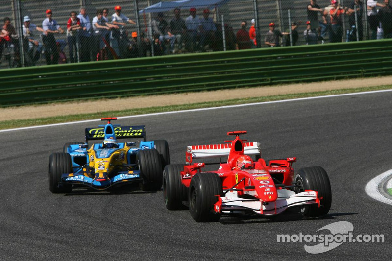 Imola - Michael Schumacher - 7 vitórias