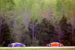 #7 Tuttle Team Racing with BAM BMW Riley: Brian Tuttle, Jonathan Cochet, #39 Crown Royal Special Reserve/ Cheever Porsche Crawford: Christian Fittipaldi, Eddie Cheever