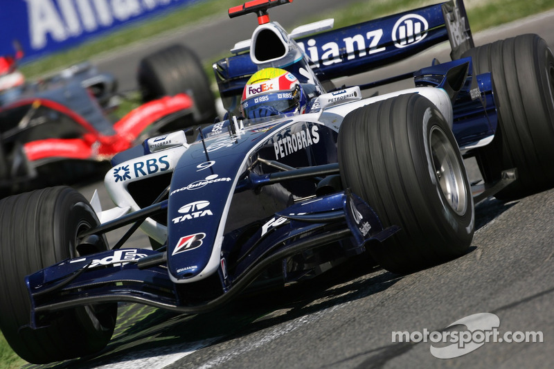 2006 - Williams FW28